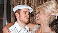 Was Anna Nicole's son's death intentional?