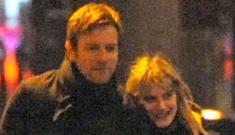 Is Ewan McGregor screwing around on his wife with actress Melanie Laurent?