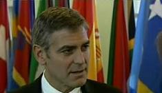 """George Clooney on Darfur"" links"