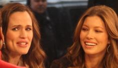 "Jennifer Garner to Jessica Biel: ""Stop being so clingy"""