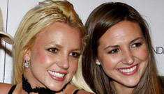 Britney's mansion robbed; in hospital for 14 days; will fight dad's conservatorship