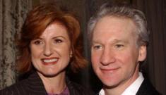 Are Bill Maher & Arianna Huffington a new couple?