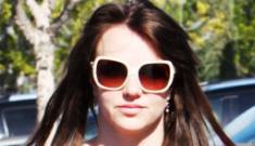 Britney Spears' Valentine's Day date: McDonalds drive-thru