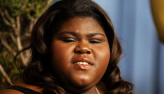Gabourey Sidibe wasn't upset with Vanity Fair's all-white cover