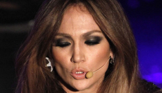 Jennifer Lopez can't sing, dance & wear a catsuit at the same time