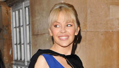 Kylie Minogue and Oliver Martinez not together again