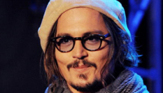 """Johnny Depp: It's going to be """"swell"""" working with Angelina Jolie"""