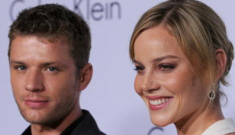 Did Abbie Cornish think Ryan was sleeping with ex-wife Reese Witherspoon?