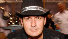 Charlie Sheen is back in rehab, shocking!