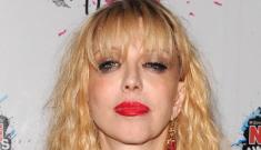 "Courtney Love wants to ""hatef-ck"" racist John Mayer"