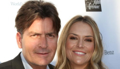 Charlie Sheen & Brooke Mueller did cocaine together before rehab