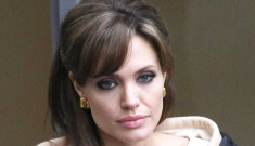 "Angelina Jolie is ""pithy"" says Patricia Cornwell"