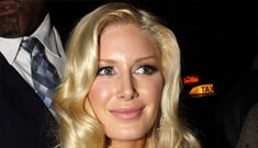 Heidi Montag has a crush on her plastic surgeon