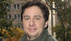 "Does Zach Braff have a skeezy ""casting couch""?"