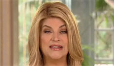 "Is Kirstie Alley's new weight loss ""program"" a front for Scientology?"