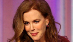 Nicole Kidman looks better than she has in years