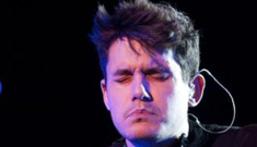 John Mayer thinks he's funny & clever when he's a racist tool