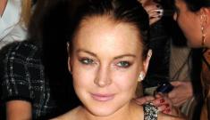 Lindsay Lohan: Rehab was like a vacation