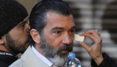 Ian McKellen & Antonio Banderas join the Beard Club