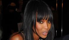 Naomi Campbell punches & slaps NY limo driver