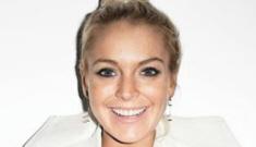 """Lindsay Lohan's ridiculous Purple Magazine spread"" links"