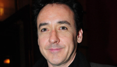 New couple: John Cusack & Brooke Burns?