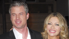 Eric Dane & Rebecca Gayheart welcome a daughter