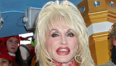 Dolly Parton cancels her tour because of breast issues