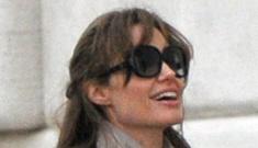 """Brad & Angelina take Maddox & Pax to church"" links"