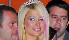 Paris Hilton is dating another woman named Paris (update: photos of other Paris)