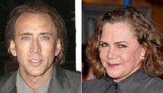 Nicolas Cage files libel suit against Kathleen Turner