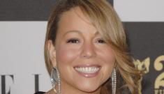Did Mariah Carey say she was pregnant?
