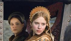 """Natalie Portman thinks Scarlett Johansson is sexy"" links"