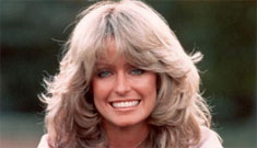 "Farrah Fawcett and Bea Arthur snubbed from ""In Memoriam"" clip at Oscars"
