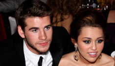 "Miley Cyrus on bf Liam Hemsworth: ""we're deeper than normal people"""