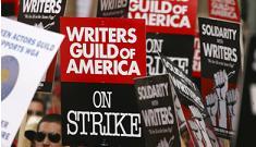 Writers Guild members vote to end strike; return to work today (update)