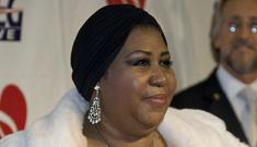 """Aretha Franklin is pissed at Beyonce for calling Tina Turner """"The Queen"""""""