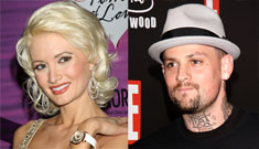 Holly Madison and Benji Madden want to buy a home after 3 months together