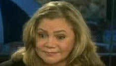 Kathleen Turner looks wasted on The Today Show (update)