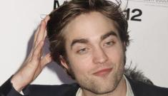 """Robert Pattinson discusses his pregnancy"" links"
