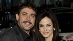 Mary-Louise Parker and Jeffrey Dean Morgan engaged