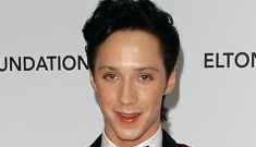 """Johnny Weir is """"not family friendly"""" enough for 'Stars on Ice' (update)"""