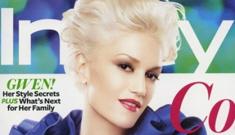 """Gwen Stefani's Technicolor InStyle cover"" links"