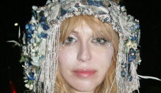 Courtney Love says daughter Frances Bean was the abusive one