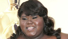 Gaby Sidibe brow-beaten to lose weight by diet pill company
