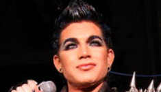 Adam Lambert wears the greatest, most fabulous outfit ever
