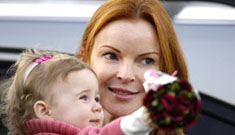 Marcia Cross knows how to plan a romantic weekend