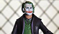 New Joker figurine based on Heath Ledger's character to be released