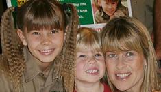 'Crocodile Hunter' Steve Irwin's 4-year-old son bitten by boa constrictor