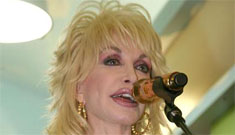 Dolly Parton would have had plastic surgery at Heidi Montag's age